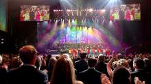 large corporate event production commercial events concert production